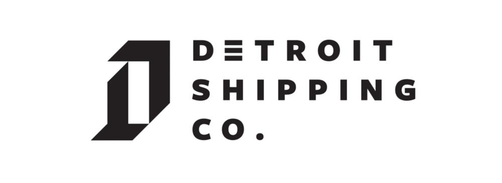 Detroit Shipping Company Logo