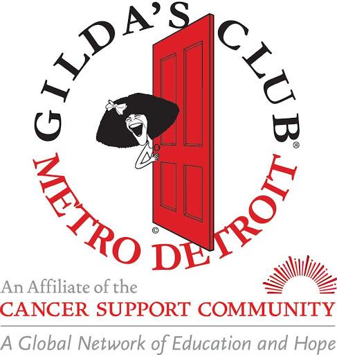 Gilda's Club Metro Detroit Logo