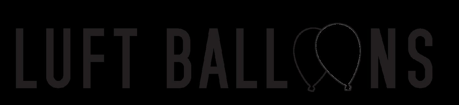 Luft Balloons Logo