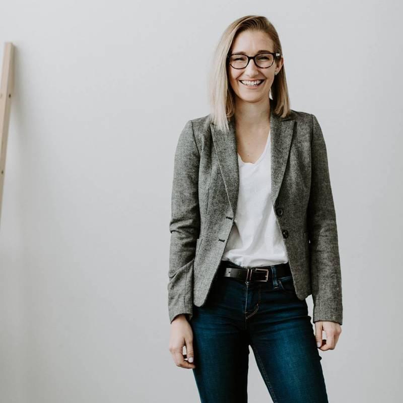 Jacqueline Carmody, Licensed Clinical Art Therapist
