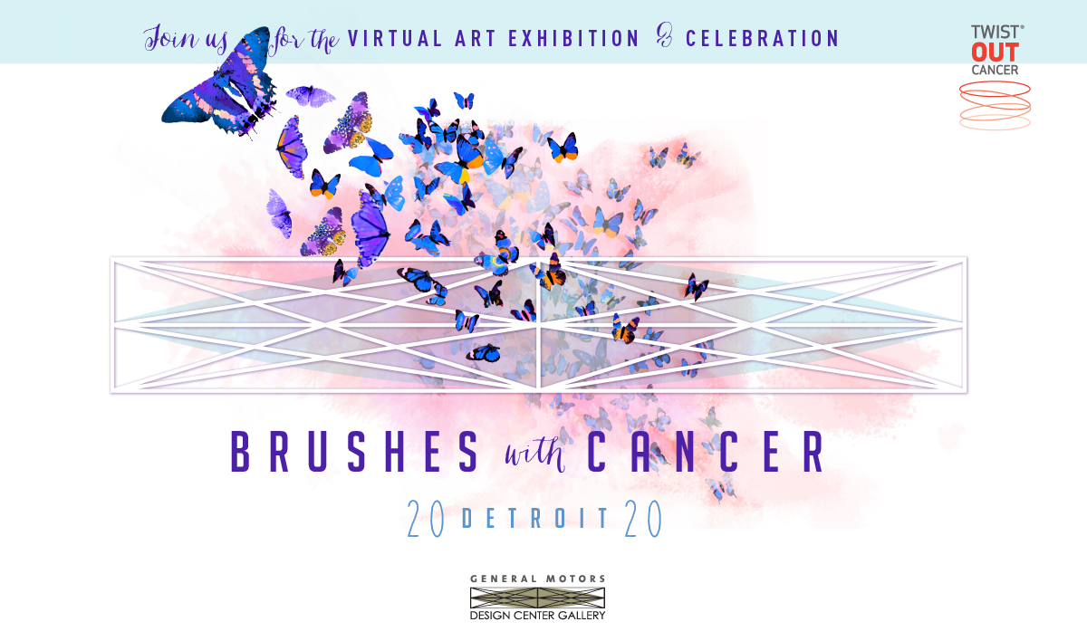 Brushes with Cancer at GM Design Center