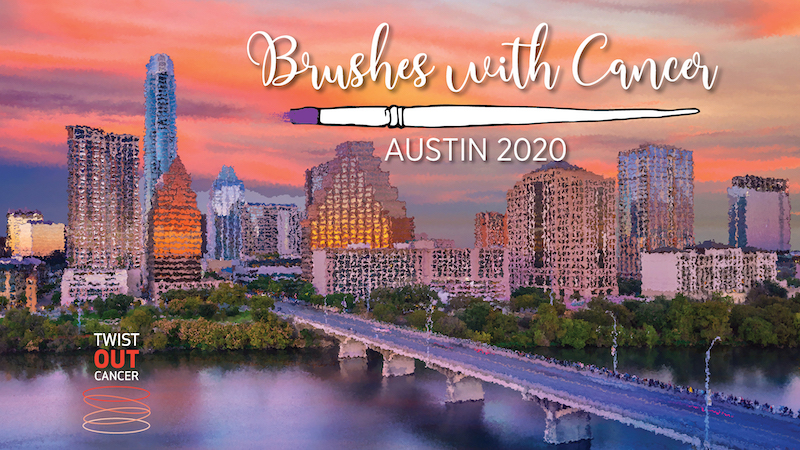 Brushes with Cancer Austin 2020