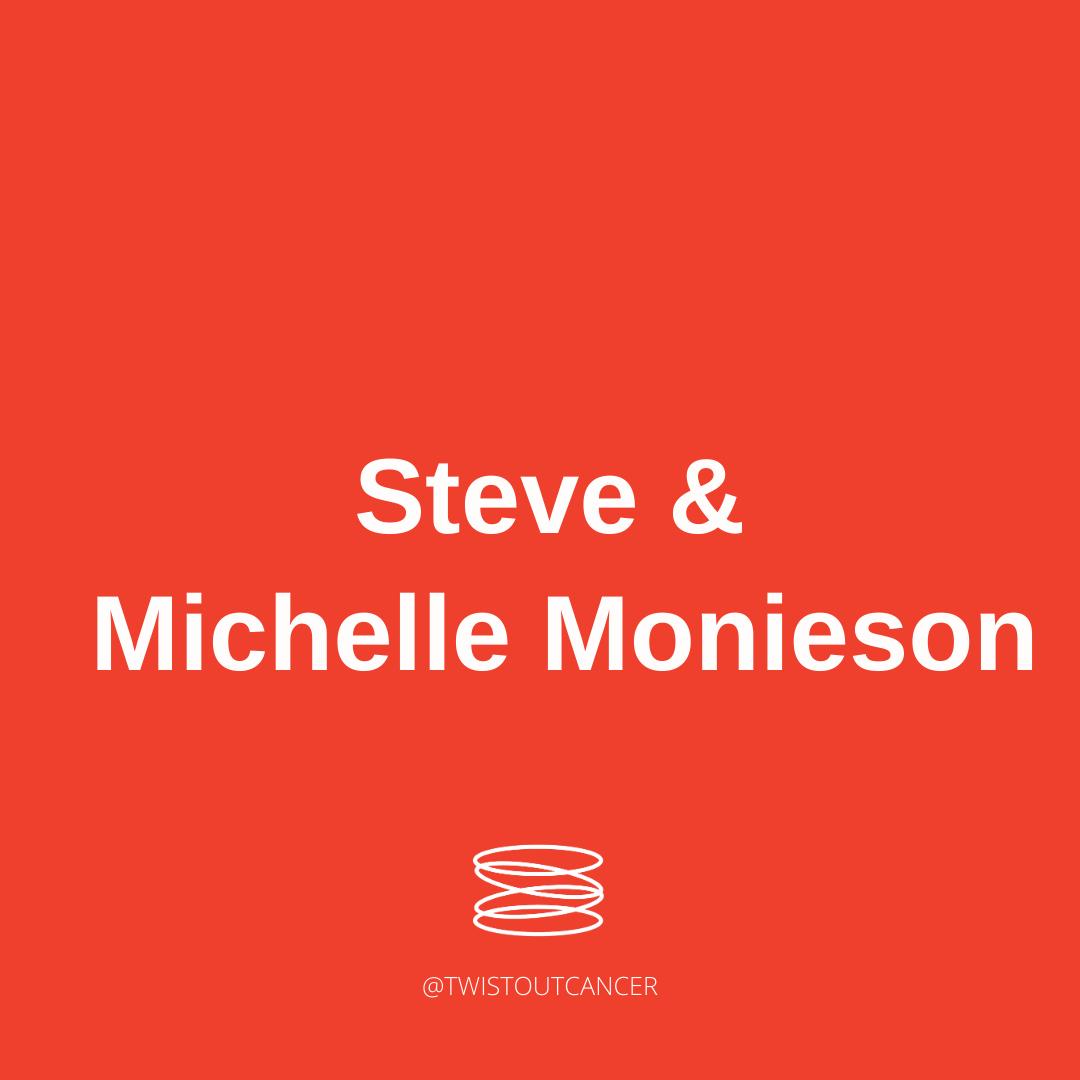 Steve and Michelle Monieson