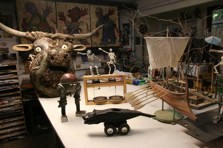 Dick Cruger Studio