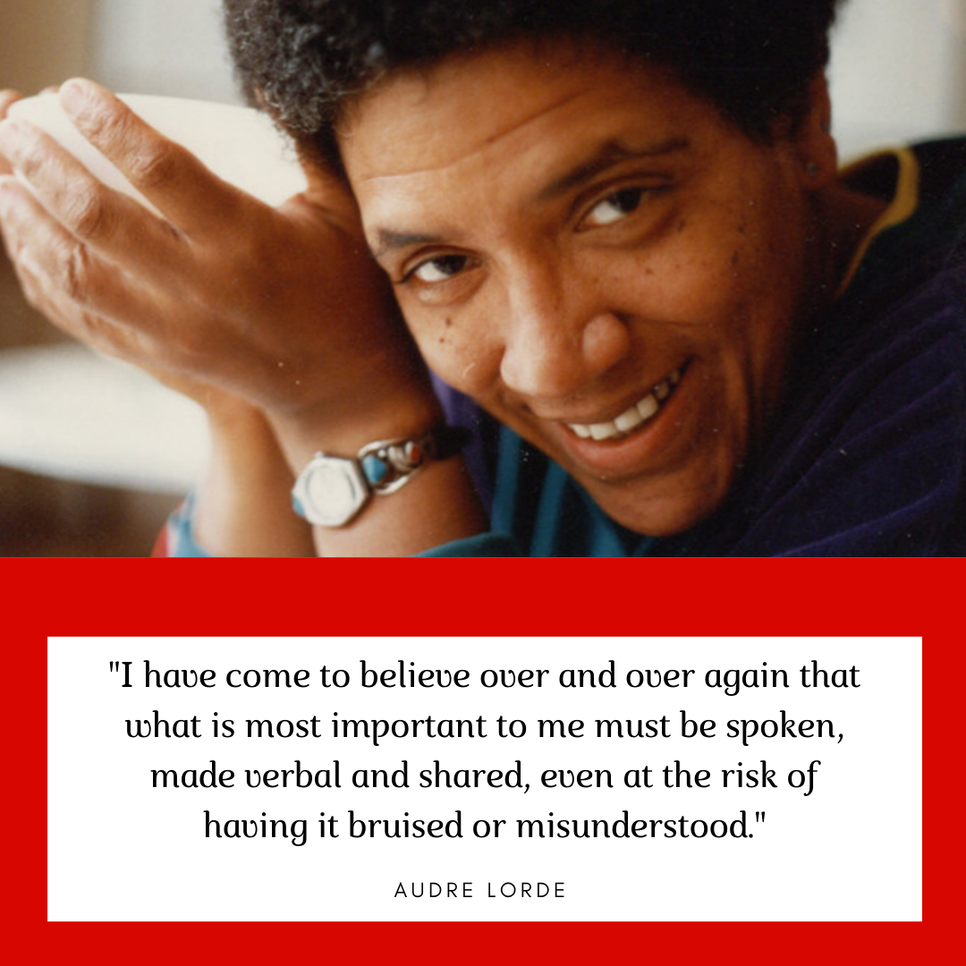 Audre Lorde's Twist On Cancer