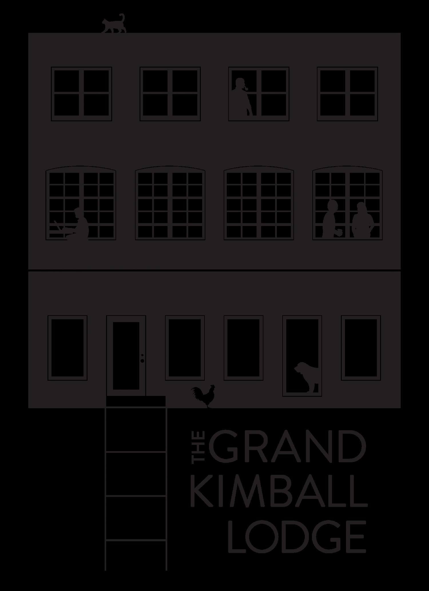 Grand Kimball Lodge Logo