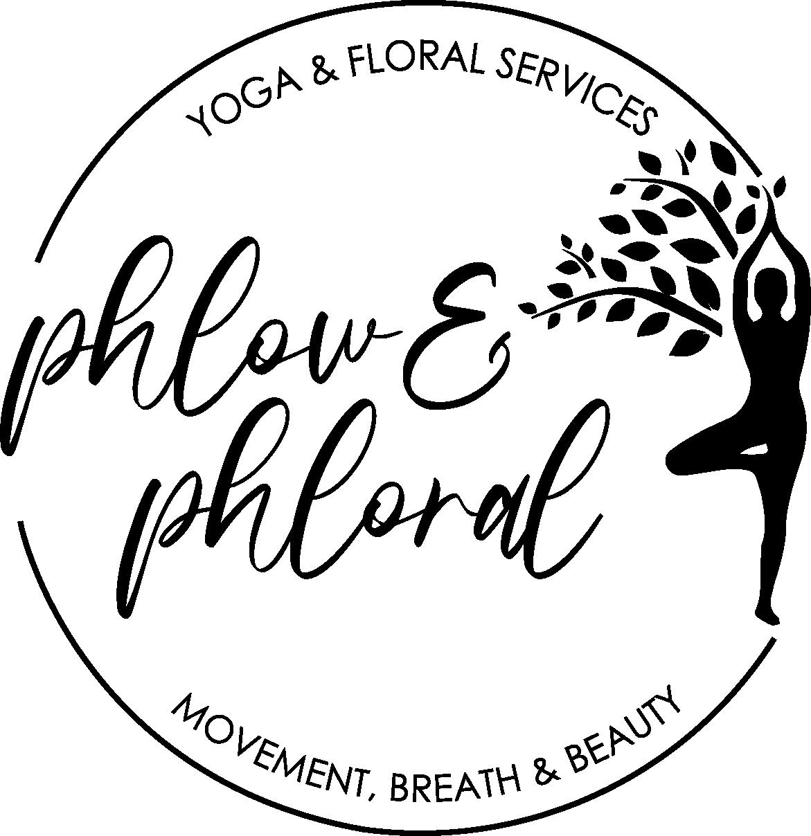 Phlow and Ploral logo